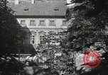 Image of American Embassy Prague Czechoslovakia, 1938, second 6 stock footage video 65675022256