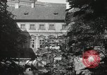 Image of American Embassy Prague Czechoslovakia, 1938, second 7 stock footage video 65675022256