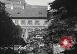 Image of American Embassy Prague Czechoslovakia, 1938, second 8 stock footage video 65675022256