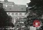 Image of American Embassy Prague Czechoslovakia, 1938, second 9 stock footage video 65675022256