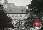 Image of American Embassy Prague Czechoslovakia, 1938, second 10 stock footage video 65675022256