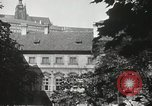 Image of American Embassy Prague Czechoslovakia, 1938, second 11 stock footage video 65675022256