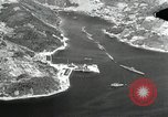 Image of Fleet of Japenese submarines Sasebo Bay Japan, 1946, second 2 stock footage video 65675022263