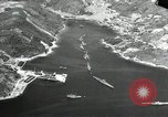 Image of Fleet of Japenese submarines Sasebo Bay Japan, 1946, second 10 stock footage video 65675022263