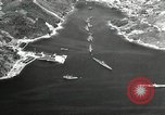 Image of Fleet of Japenese submarines Sasebo Bay Japan, 1946, second 12 stock footage video 65675022263