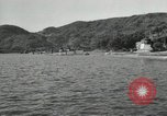 Image of Japanese submarines scheduled for destruction Sasebo Bay Japan, 1946, second 12 stock footage video 65675022265