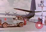 Image of US Aircraft JRM-1 removing casualties and taking off Pearl Harbor Hawaii USA, 1946, second 2 stock footage video 65675022271