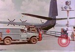 Image of US Aircraft JRM-1 removing casualties and taking off Pearl Harbor Hawaii USA, 1946, second 3 stock footage video 65675022271