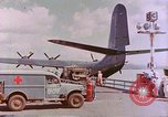 Image of US Aircraft JRM-1 removing casualties and taking off Pearl Harbor Hawaii USA, 1946, second 11 stock footage video 65675022271
