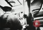 Image of Officers inside Japanese two-man midget submarine Pacific Theater, 1941, second 11 stock footage video 65675022276