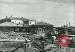 Image of French railroad yard France, 1944, second 8 stock footage video 65675022348