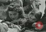 Image of GI's clothing salvaged Reims France, 1947, second 1 stock footage video 65675022354