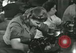 Image of GI's clothing salvaged Reims France, 1947, second 10 stock footage video 65675022354