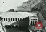 Image of Hydroelectric plant Spain, 1942, second 10 stock footage video 65675022360