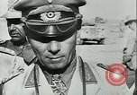 Image of German General Erwin Rommel takes Tobruk Tobruk Libya North Africa, 1941, second 11 stock footage video 65675022363