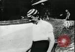 Image of Henri Farman and winged bicycle France, 1912, second 1 stock footage video 65675022365