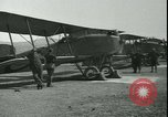 Image of Breguet 14 A 2 bombers Clermont France, 1918, second 3 stock footage video 65675022373