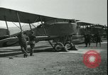 Image of Breguet 14 A 2 bombers Clermont France, 1918, second 7 stock footage video 65675022373