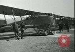 Image of Breguet 14 A 2 bombers Clermont France, 1918, second 8 stock footage video 65675022373