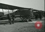 Image of Breguet 14 A 2 bombers Clermont France, 1918, second 10 stock footage video 65675022373