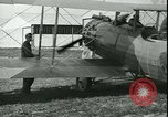 Image of Salmson 2 A 2 aircraft France, 1918, second 11 stock footage video 65675022380