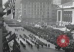 Image of 369th infantry 93rd division negro troops New York City USA, 1919, second 1 stock footage video 65675022385