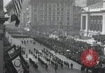 Image of 369th infantry 93rd division negro troops New York City USA, 1919, second 2 stock footage video 65675022385