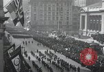 Image of 369th infantry 93rd division negro troops New York City USA, 1919, second 5 stock footage video 65675022385