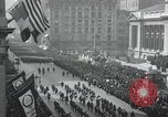 Image of 369th infantry 93rd division negro troops New York City USA, 1919, second 6 stock footage video 65675022385