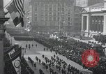 Image of 369th infantry 93rd division negro troops New York City USA, 1919, second 9 stock footage video 65675022385