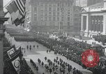 Image of 369th infantry 93rd division negro troops New York City USA, 1919, second 11 stock footage video 65675022385