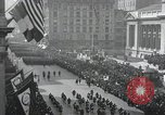 Image of 369th infantry 93rd division negro troops New York City USA, 1919, second 12 stock footage video 65675022385