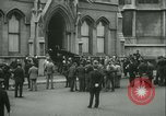 Image of Saint Patrick Cardinal Hayes New York United States USA, 1938, second 8 stock footage video 65675022386