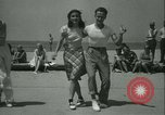 Image of Jitterbug dance variations Venice Beach Los Angeles California USA, 1938, second 11 stock footage video 65675022391