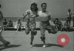 Image of Jitterbug dance variations Venice Beach Los Angeles California USA, 1938, second 12 stock footage video 65675022391