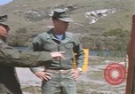 Image of Captain Charles Robb Camp Pendleton California USA, 1968, second 6 stock footage video 65675022393