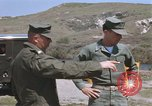 Image of Captain Charles Robb Camp Pendleton California USA, 1968, second 9 stock footage video 65675022393