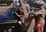 Image of Major General Kyle and General Sawyer United States USA, 1967, second 2 stock footage video 65675022395