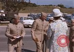 Image of Major General Kyle and General Sawyer United States USA, 1967, second 9 stock footage video 65675022395
