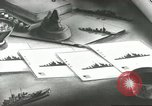 Image of torpedo attack and position Empress Augusta Bay, 1943, second 12 stock footage video 65675022400