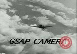 Image of United States aircraft destroy Japanese planes Papua New Guinea, 1943, second 6 stock footage video 65675022410