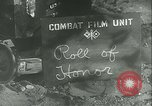 Image of U.S. 828th Engineer Aviation Battalion African American Munda New Georgia Solomon Islands, 1943, second 3 stock footage video 65675022411