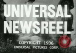 Image of Horse named Pompoon New York United States USA, 1936, second 4 stock footage video 65675022412