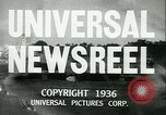 Image of Horse named Pompoon New York United States USA, 1936, second 6 stock footage video 65675022412
