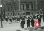 Image of Toronto Police Pipe Band Toronto Ontario Canada, 1936, second 12 stock footage video 65675022421