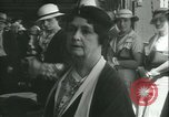 Image of Mrs Samuel Insull New York United States USA, 1934, second 11 stock footage video 65675022426