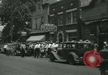 Image of Fon Du Lac Bank pays depositors East Peoria Illinois USA, 1934, second 2 stock footage video 65675022427