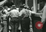 Image of Fon Du Lac Bank pays depositors East Peoria Illinois USA, 1934, second 6 stock footage video 65675022427