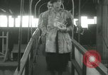 Image of Ellen Mcadoo and Senor Lopez De Onate Baltimore Maryland USA, 1934, second 3 stock footage video 65675022437