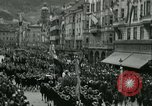 Image of Tyrolese riflemen Innsbruck Austria, 1933, second 12 stock footage video 65675022447
